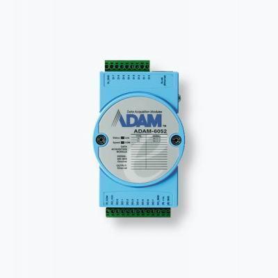 ADAM-6052 Module ADAM 8 entrées et 8 sorties digitales + Modbus TCP