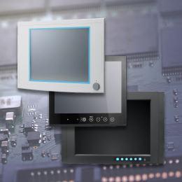 Moniteur et écran pour affichage industriel