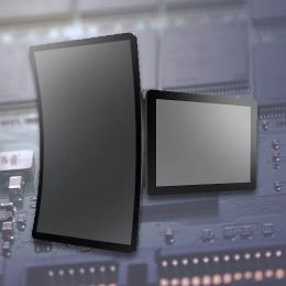 Ecran capacitif tactile multi-touch