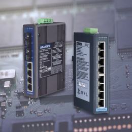 Switch industriel Ethernet